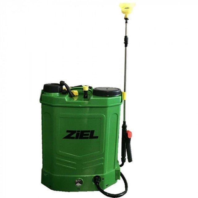 Градинска пръскачка, 16 литра, с акумулаторна батерия